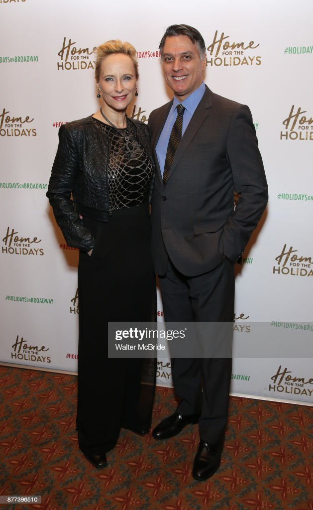 """Home For The Holidays"" Broadway Opening Night - Arrivals"