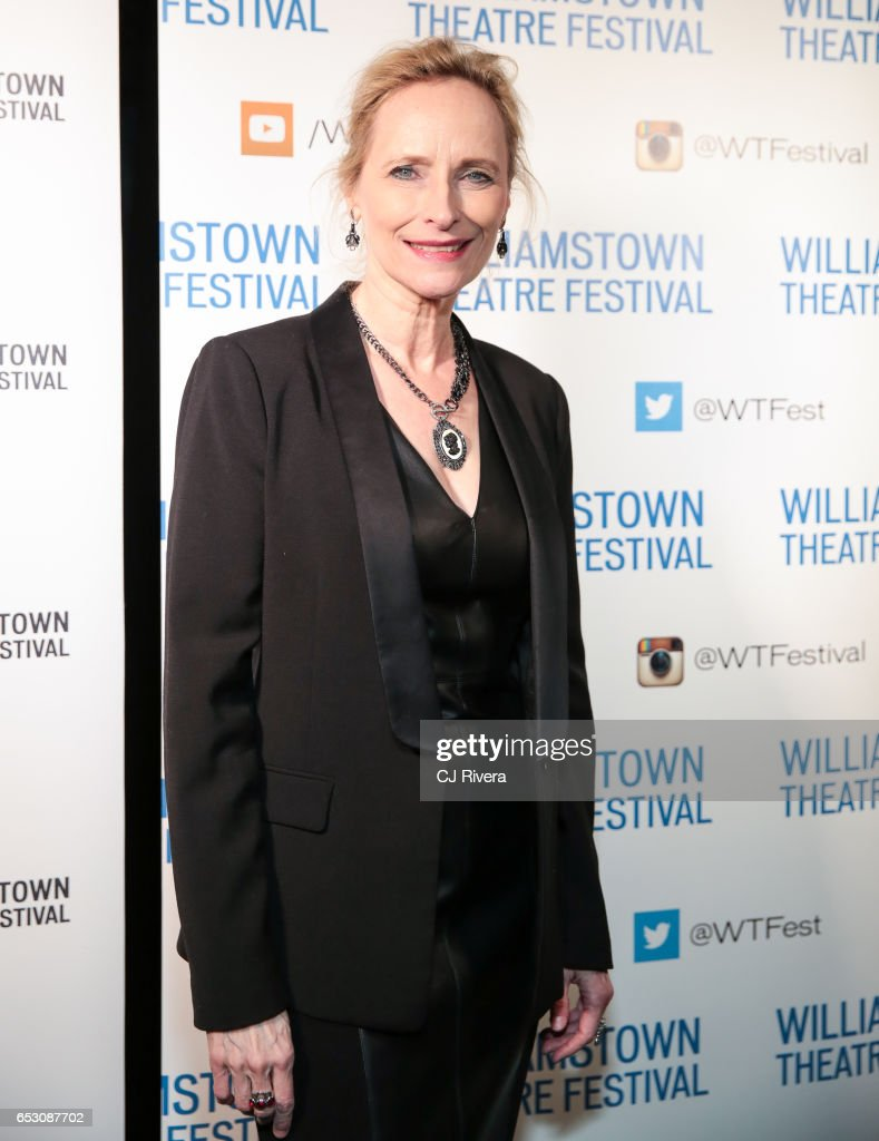 Laila Robbins attends 2017 Williamstown Theatre Festival Gala at TAO Downtown on March 13, 2017 in New York City.
