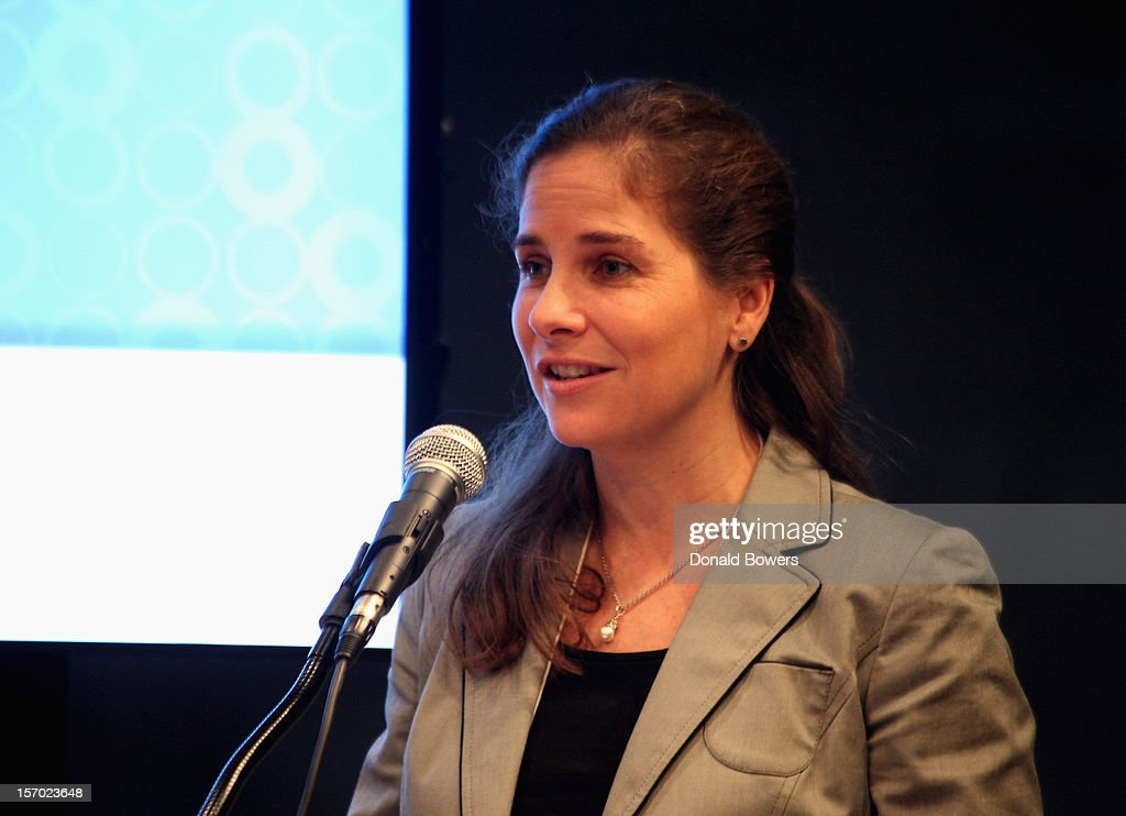 Laine Romero-Alston speaks during a panel at The Ford Foundation Hosts Day Of Discussion On The Hidden World Of Domestic Work In The US at Ford Foundation on November 27, 2012 in New York City.