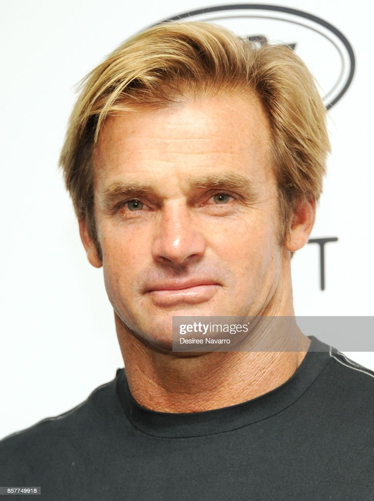 Laird Hamilton attends 'Take Every Wave: The Life Of Laird Hamilton' New York Premiere at The Metrograph on October 4, 2017 in New York City.