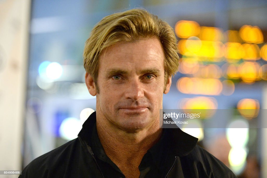 Laird Hamilton attends the Los Angeles premiere of 'Take Every Wave: The Life of Laird Hamilton,' sponsored by Land Rover, Verizon and RYOT on September 27, 2017 in Hollywood, California.
