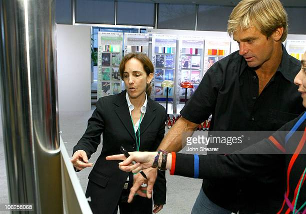 gm style celebrity fittings at gm design center laird hamilton