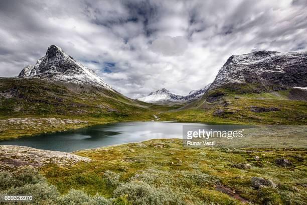 Lake Alnesvatnet