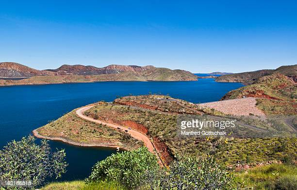 Lake Argyle and Ord River Dam