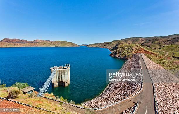 Lake Argyle and Ord River Dam