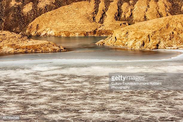 Lake Assal, Djibouti, Africa