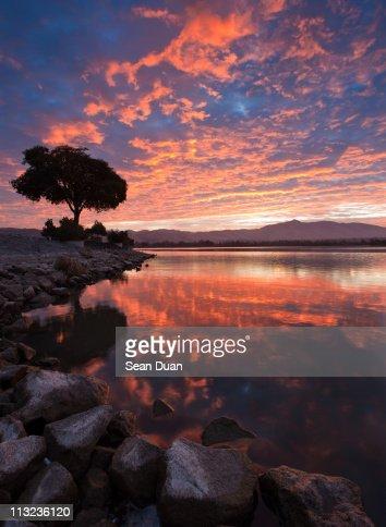 Lake Awakening