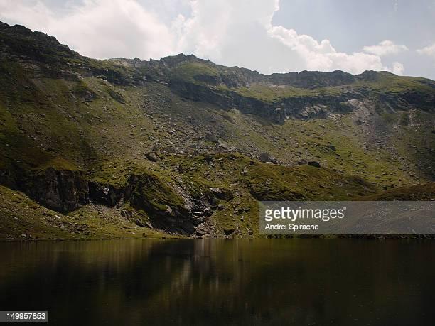 Lake Balea, Romania