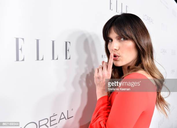 Lake Bell attends ELLE's 24th Annual Women in Hollywood Celebration presented by L'Oreal Paris Real Is Rare Real Is A Diamond and CALVIN KLEIN at...