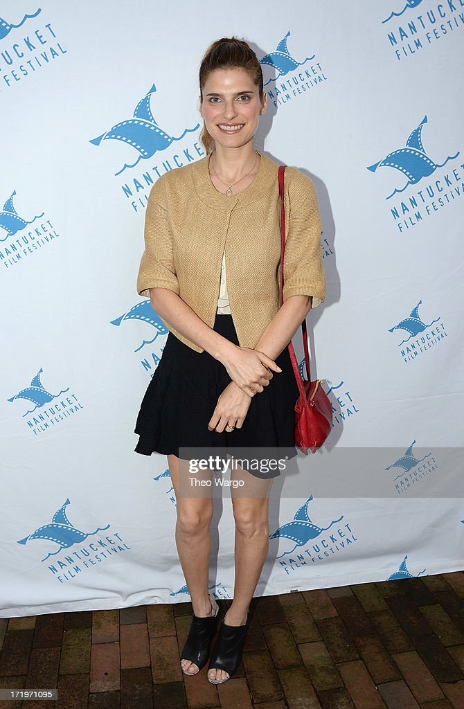 <a gi-track='captionPersonalityLinkClicked' href=/galleries/search?phrase=Lake+Bell&family=editorial&specificpeople=209336 ng-click='$event.stopPropagation()'>Lake Bell</a> attends The 18th Annual Nantucket Film Festival on June 29, 2013 in Nantucket, Massachusetts.