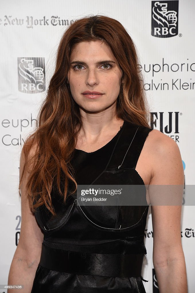 Lake Bell attends the 25th IFP Gotham Independent Film Awards cosponsored by FIJI Water on November 30 2015 in New York City