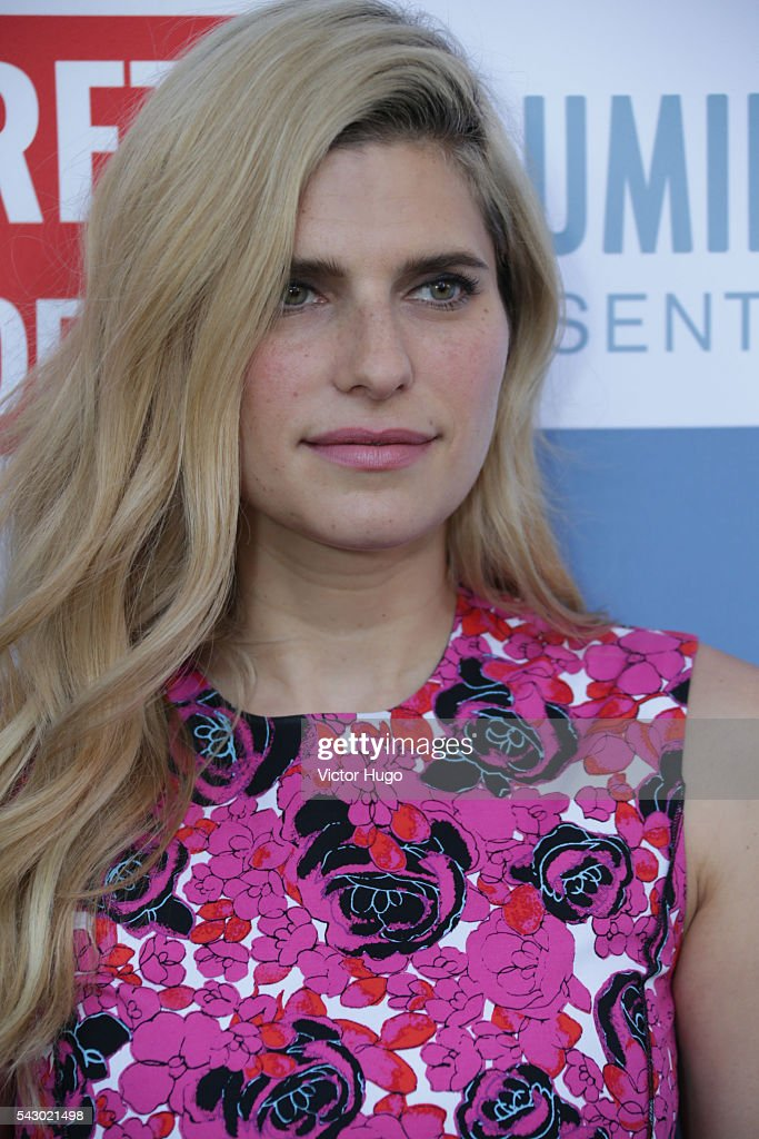 Lake Bell attends Universal Pictures and Illumination Entertainment Present the Premiere of THE SECRET LIFE OF PETS at David H. Koch Theater, Lincoln Center on June 25, 2016 in New York City.
