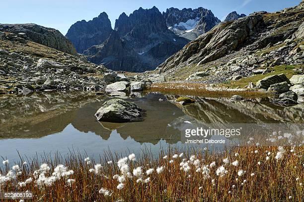 Lake Belledonne French Alps