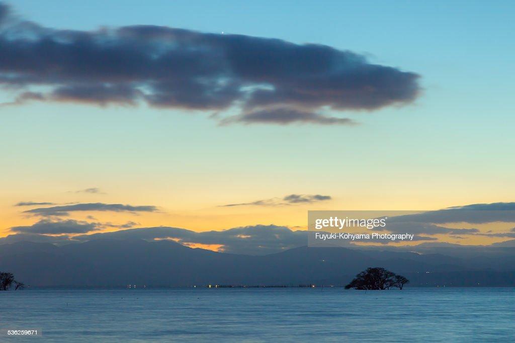 Lake Biwa, Japan, Shiga Prefecture, Nagahama