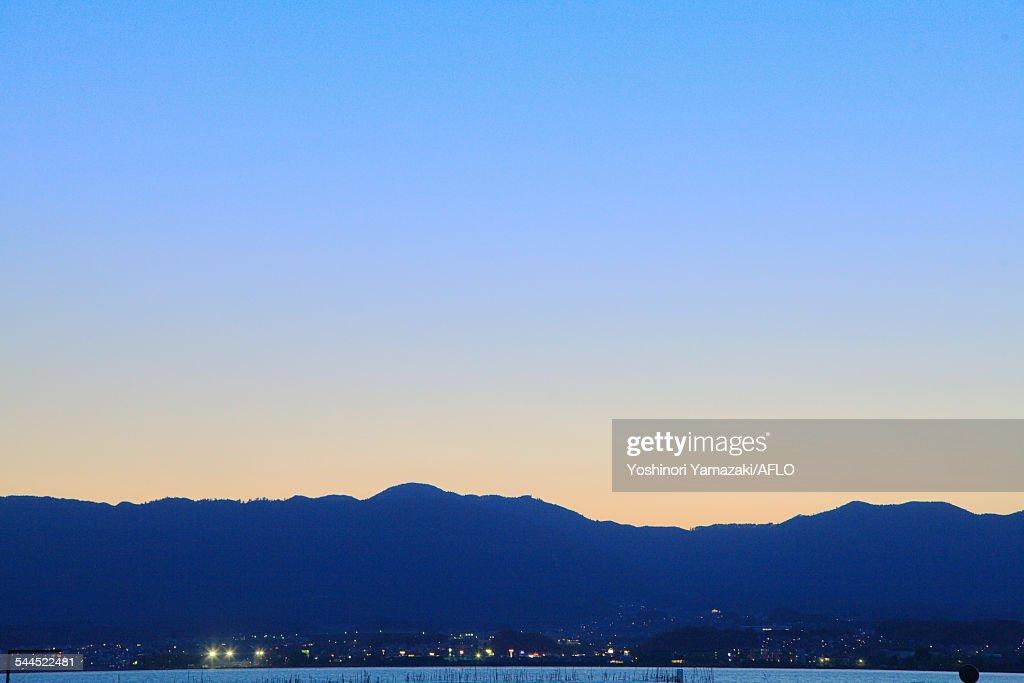Lake, Biwa, Shiga Prefecture, Japan