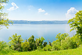 View on lake Bodensee, Germany