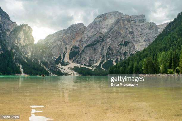 Lake Braies - South Tyrol, Italy