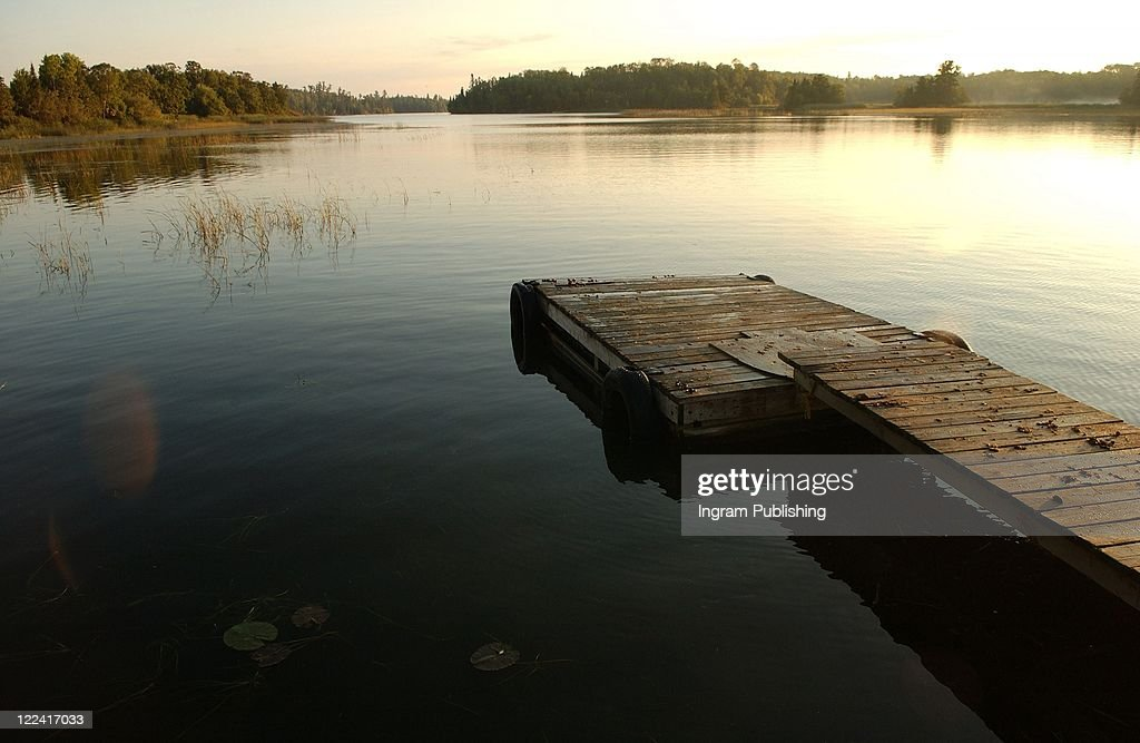 Lake - Canada : Stock Photo