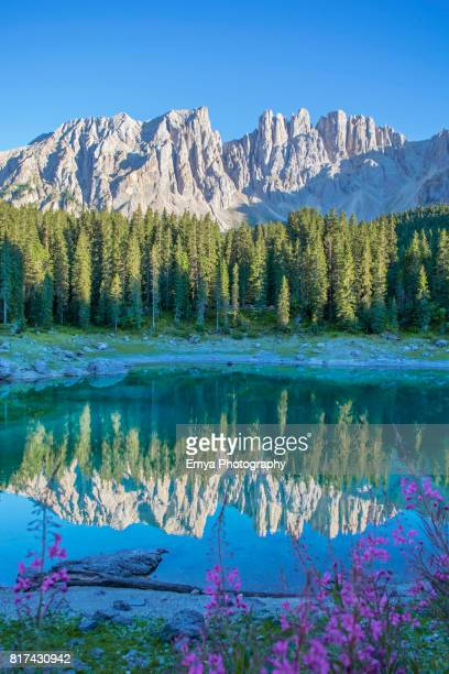 Lake Carezza  - Lago di Carezza - Karersee