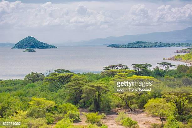 Lake Chamo, Ethiopia.