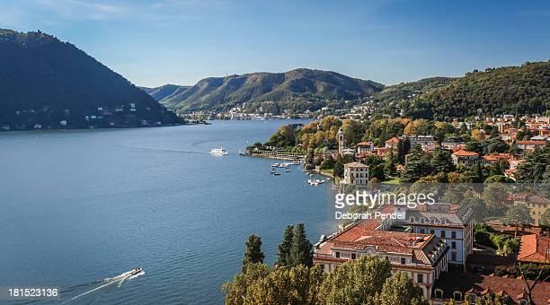 Lake Como and Cernobbio