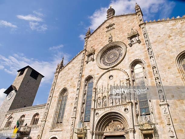Lake Como Duomo