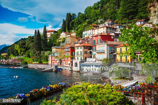 Lake Como, Italy : Stock Photo