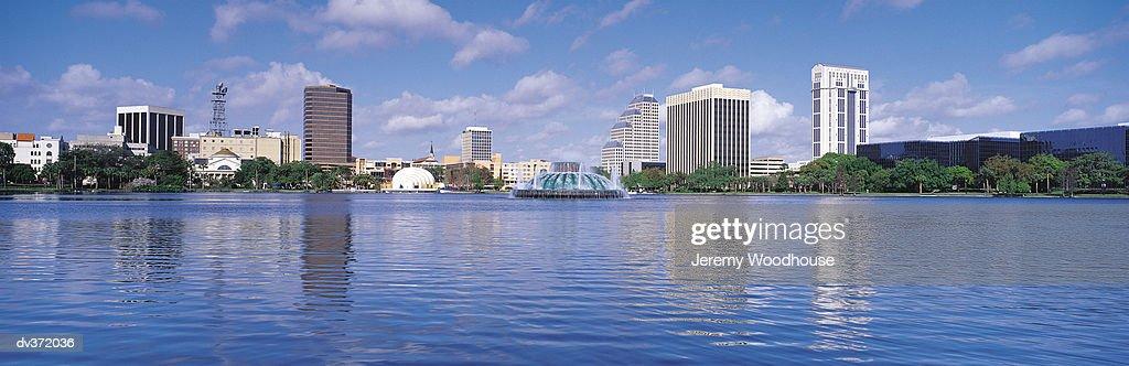 Lake Eola in Orlando