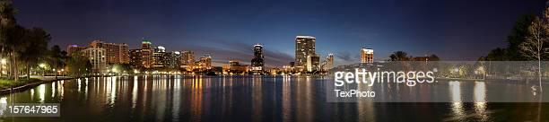 Lake Eola Orlando, Fl