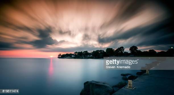 Lake Erie - Long Exposure Landscape