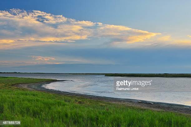 Lake Fastensee in Summer