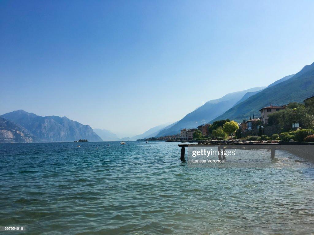 Lake Garda, Italy : Stock-Foto
