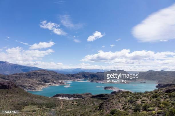 Lake General Carrera in Northern Patagonia