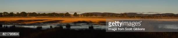Lake george at Sunset