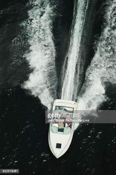 Lake George NY Powerboat