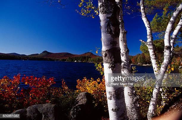 Lake Groton in Autumn