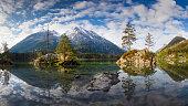 Germany, Berchtesgaden, Bavaria, Berchtesgadener Land, Europe, Alps