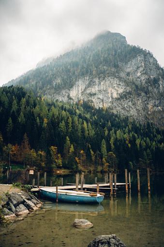 Grassy Lake Shore