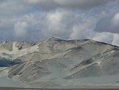 Lake in the Karakorum Highway
