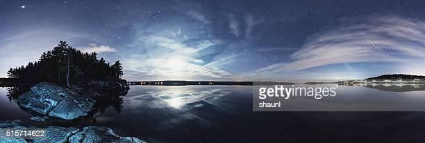 Lake in the Sky