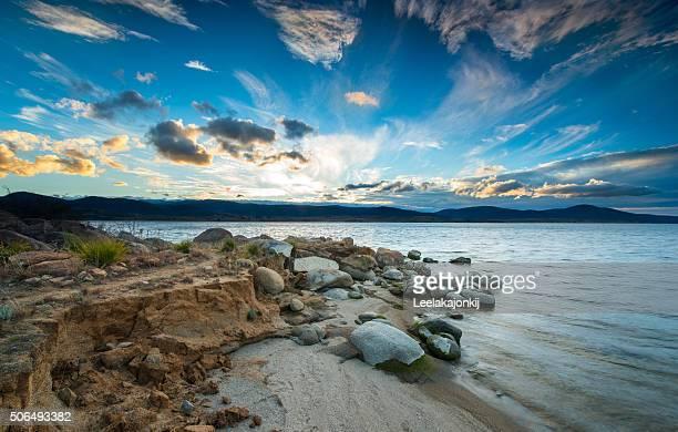 Lake Jindabyne.