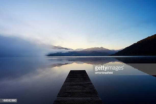 Lake Kaniere Mist
