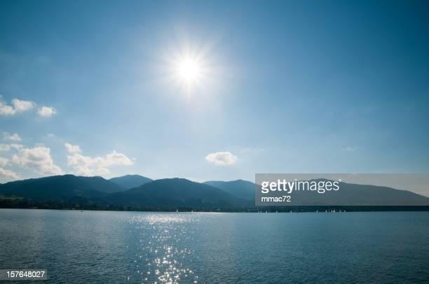 Lake lanscape