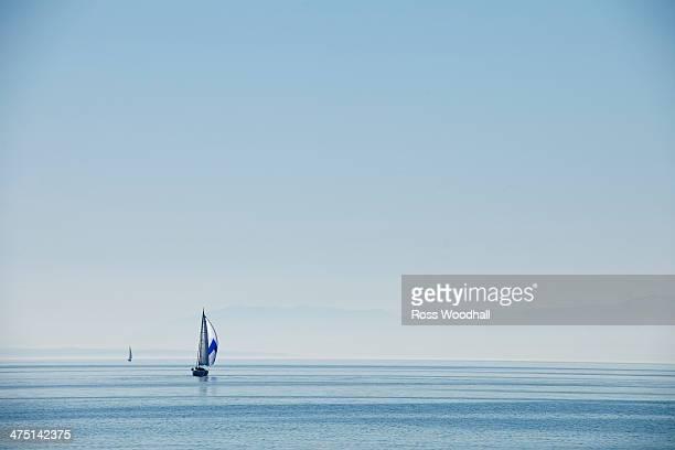 Lake Lausanne, Switzerland