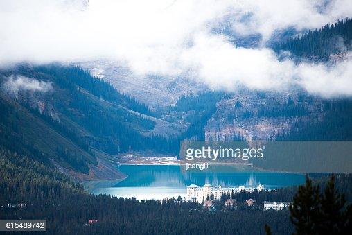Lake Louise, Canadian Rockies