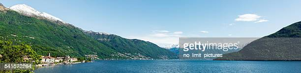 Lake Maggiore in Italy - panorama
