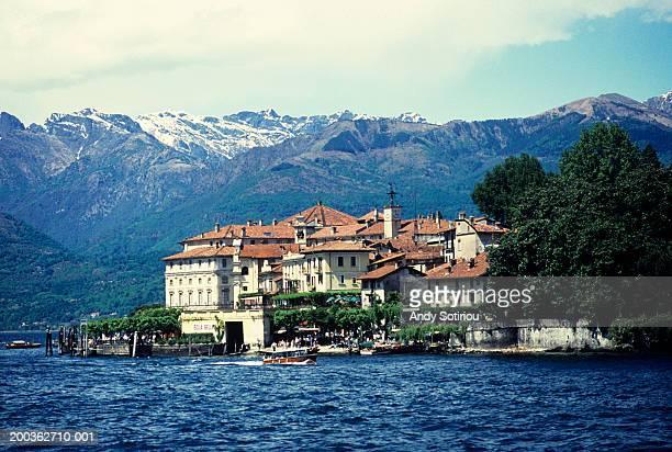 Lake Maggiore, Isola Bella, Lombardy, Italy