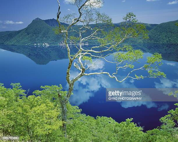Lake Mashu, Hokkaido Prefecture, Japan