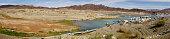 Lake Mead National recreation area panoramic