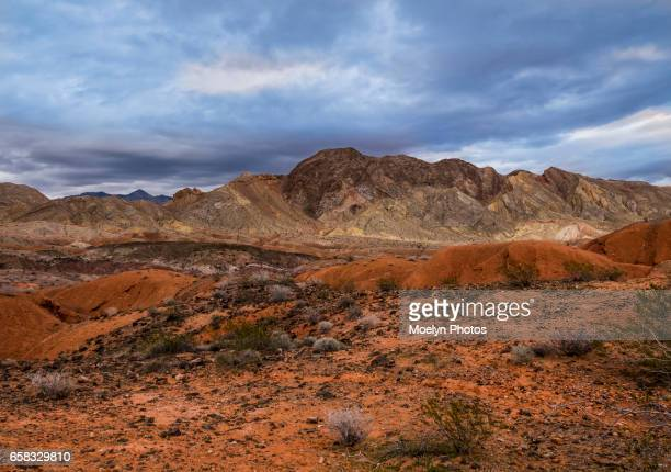 Lake Mead National Recreation Area-Northshore Rd-NV